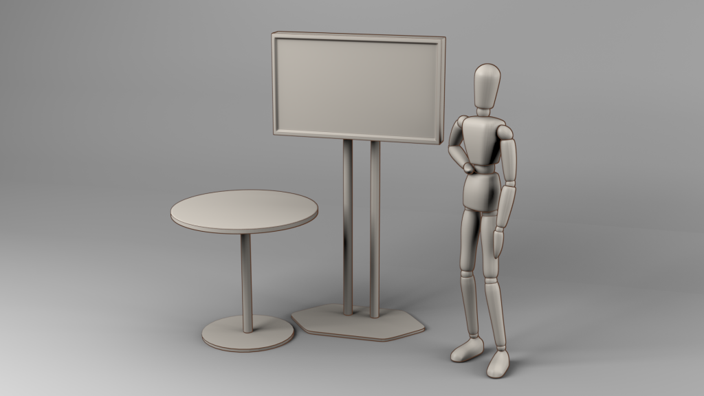 Interactive Presentations Illustration
